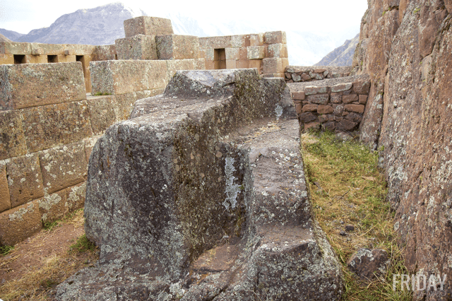 Incan Temple- Alter