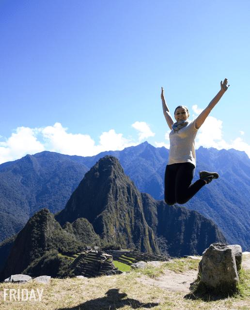 Bucketlist Picture- Machu Picchu