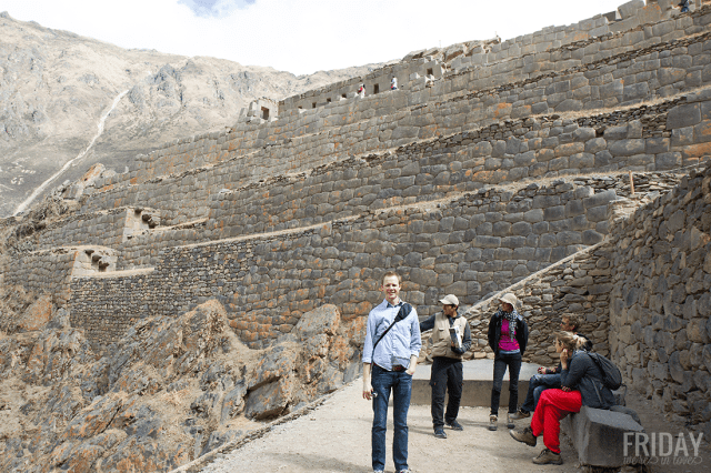 Ollantaytambo Incan City