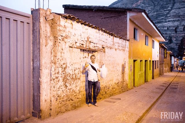 Pisac Market in Peru
