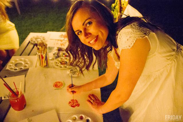 Watercolor Class- Romantic Date Night