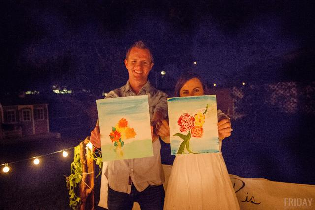 Couple's Water Color Class- Beth Allen Art