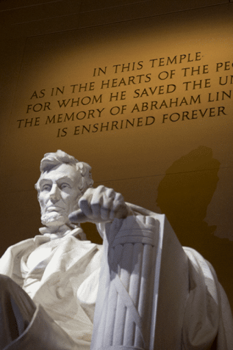 Washington DC Getaway: Lincoln Memorial
