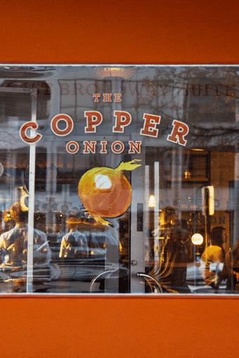 Utah Getaway: Copper Onion – Anniversary Dinner