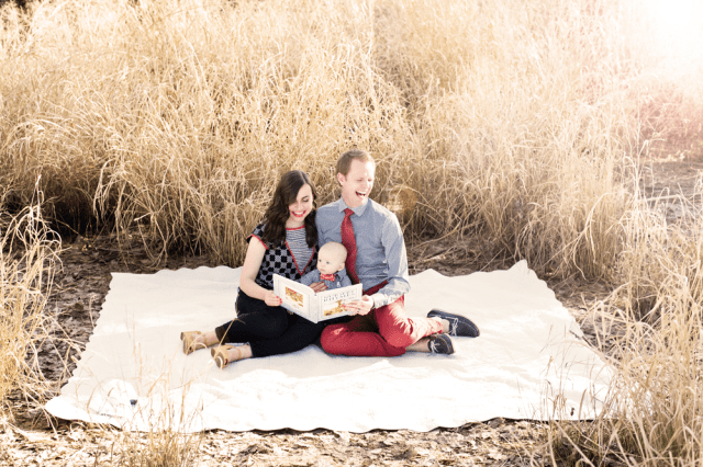 Friday We're in Love: Anniversary Photo shoot