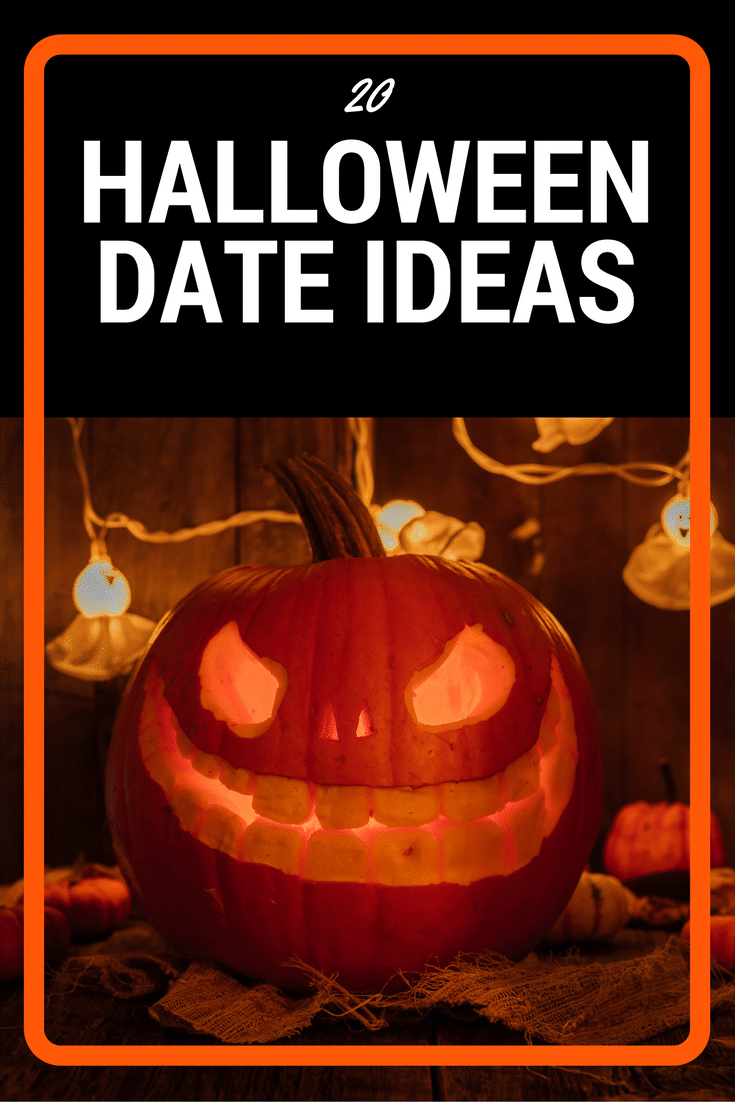 20 Halloween Date Ideas - Friday We're in Love
