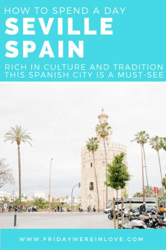 Spain Day 5: Seville