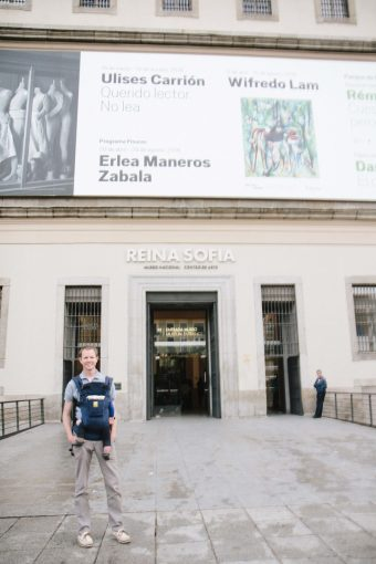 Spain Day 7: Madrid: Reina Sofia