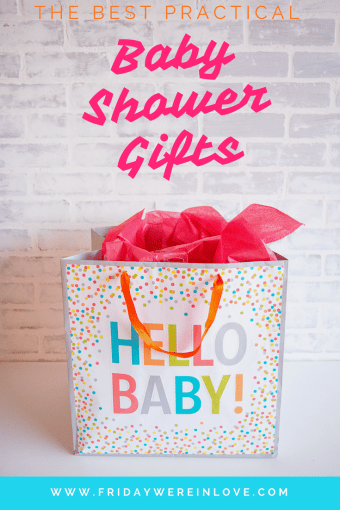 Practical Baby Shower Gifts
