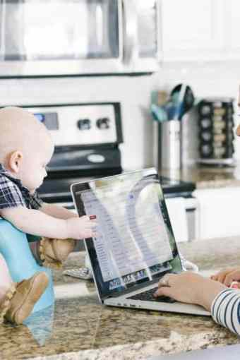 How Do You Work From Home With Kids? 20 Work From Home Mom Tips