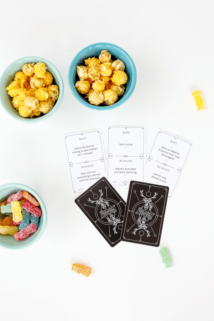Couple's Game Night: Eight Ways to make sure your next couple's game night in is a success with plenty of game night ideas and tips!
