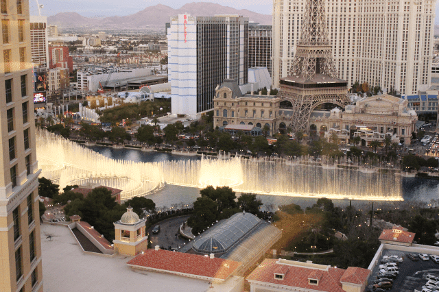 20 Romantic Las Vegas Date Ideas