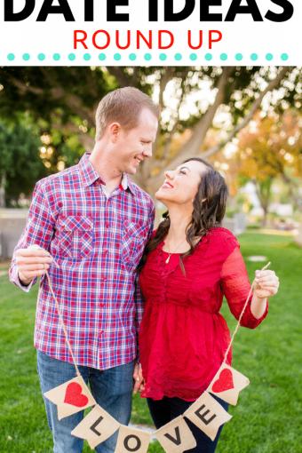 Valentine's Day Date Ideas Round Up
