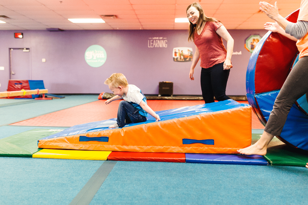 The Little Gym mom and me classes: Where to find classes and which to choose