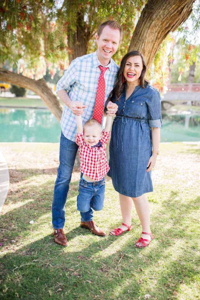 Family Pictures at Encanto Park