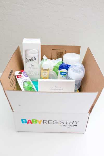 Easiest and Best Baby Registry