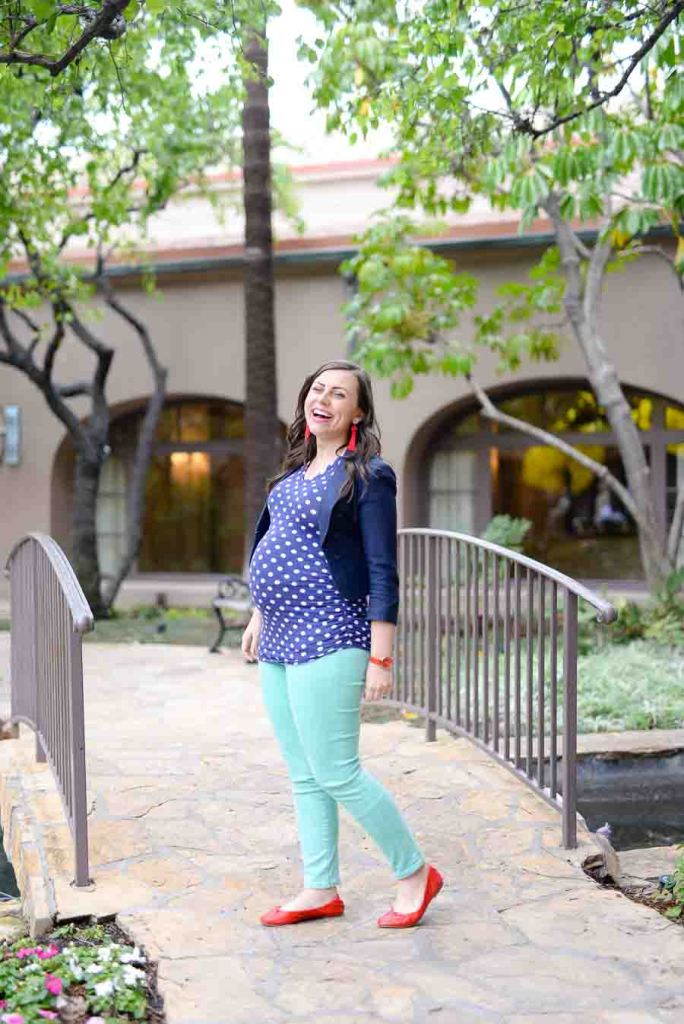 Stitch Fix Maternity Office Attire
