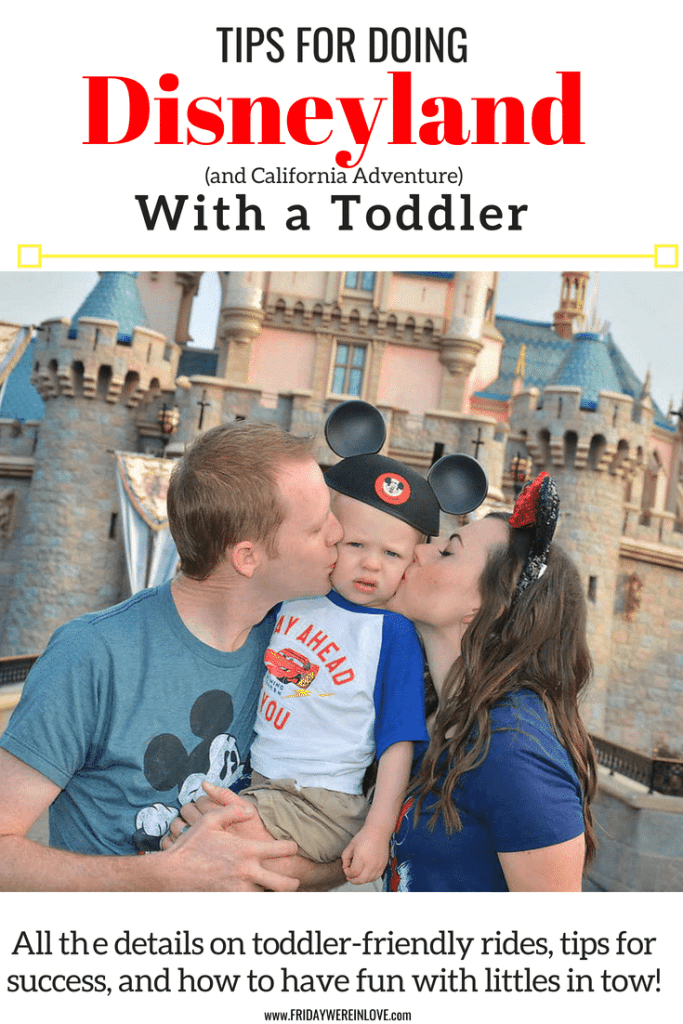 Disneyland With Toddlers: Tips and Tricks to Make the Most of Your Vacation and Their Vacation