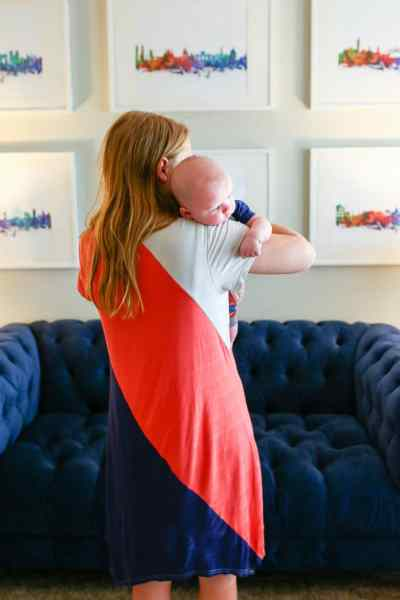 Tips for Leaving a New Baby with a Babysitter So You Can Make Date Night Happen