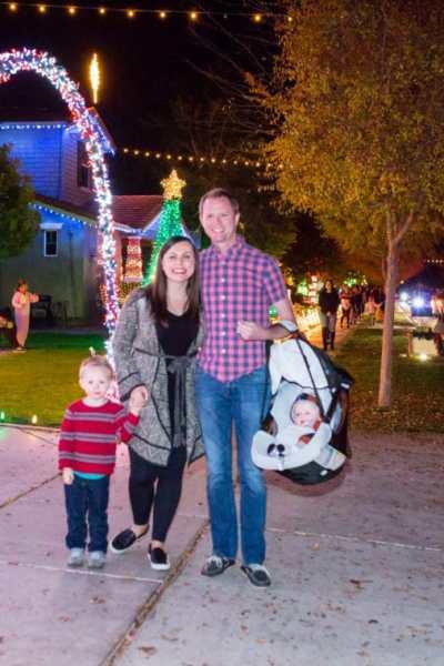 Christmas on Comstock