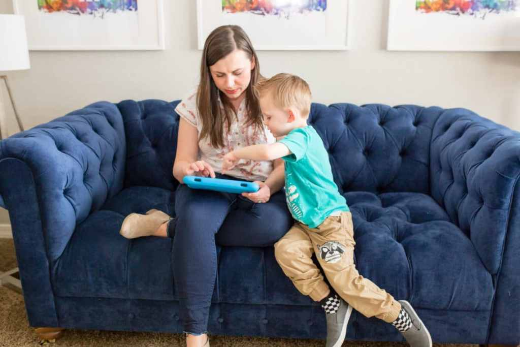 screen time for toddlers