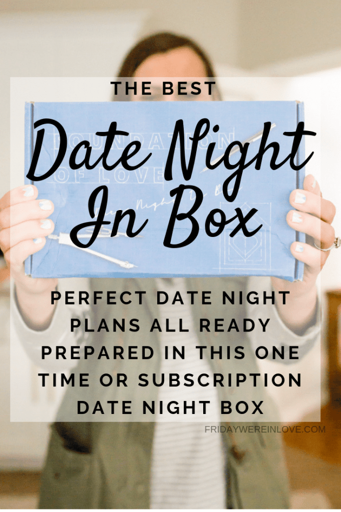 The best date night subscription box