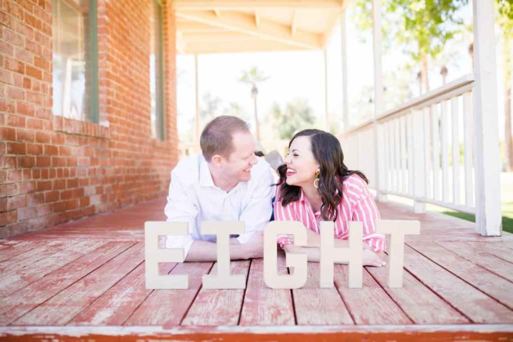 wedding anniversary 8