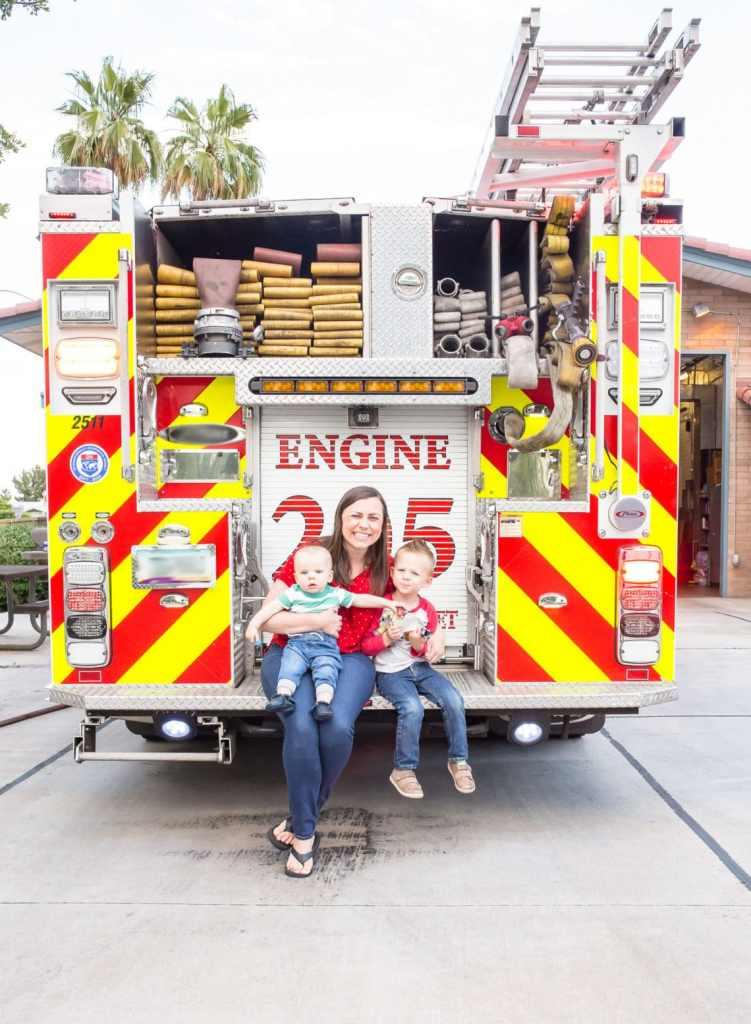 Fire Station Visit Tips
