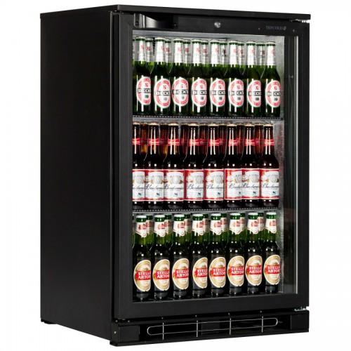 Tefcold BA10H 124Ltr Single Door Back Bar Beer Cooler