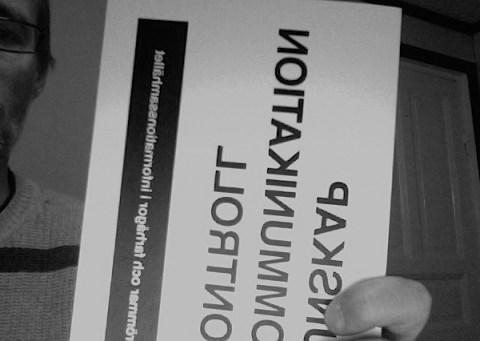Mitt provex av Kunskap Kommunikation Kontroll