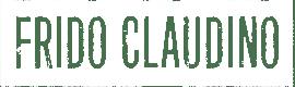 Frido Claudino / Fotografia logo