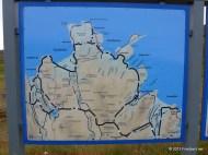 Karte Nord-Austurland: Neu gebaute 85