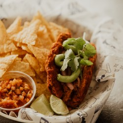 Magic Taco by Magic Bird Fried Chicken for Fried Chicken Fest 2020