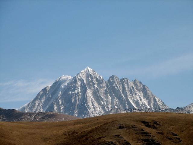 "Mt. Yarla - the \""Kailash\"" of Kham, eastern Tibet"