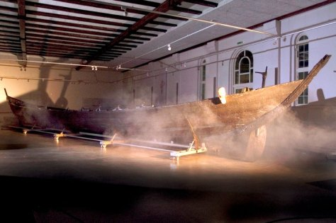 Anglo-Saxon Ship (Claudia Dannenberg/Archäologisches Landesmuseum Schloss Gottorf)