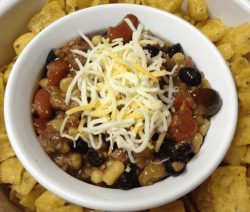 Touchdown Taco Soup Recipe