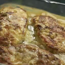 Pork Chops and Green Chili Rice Casserole Recipe