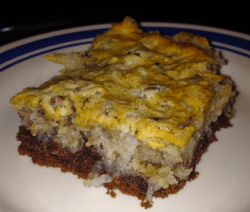 German Chocolate Ooey Butter Cake Recipe