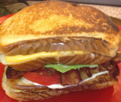Grilled Double Stuff BLT Recipe