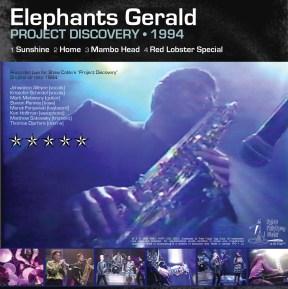 """Project Discovery"" aka ""Elephant Gun"" (1994); Elephants Gerald"