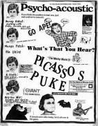 Picasso's Puke (1987)