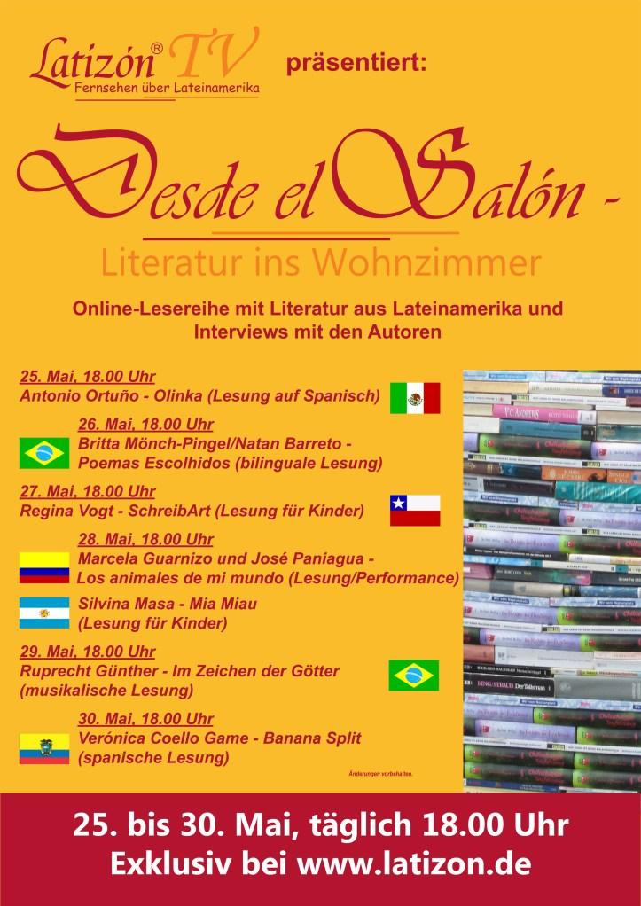 Online Lesungen Plakat A2.indd