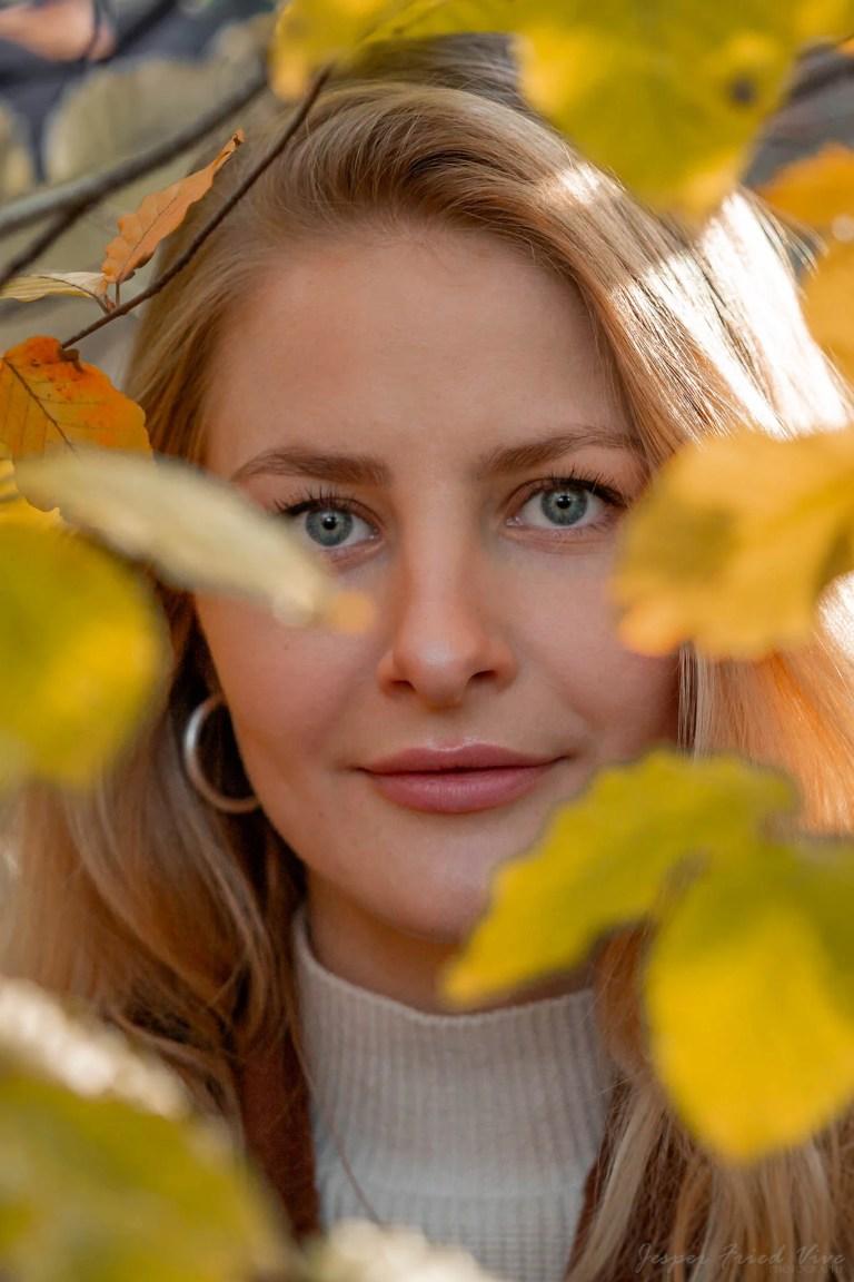 Portræt fotografering af Fotograf Jesper Fried Vive, Odense