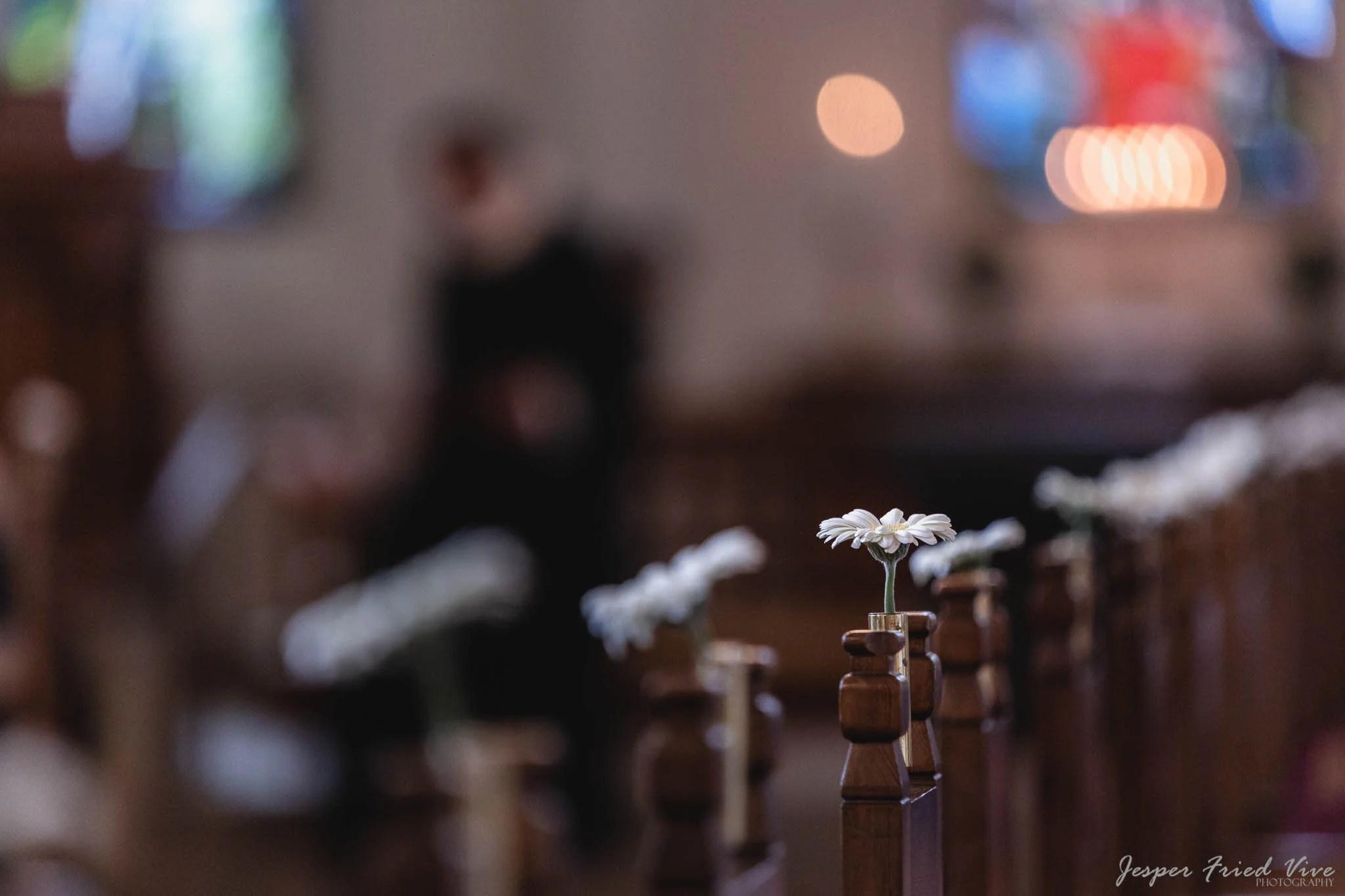 Bryllupsfotograf i Odense - kirkebryllup