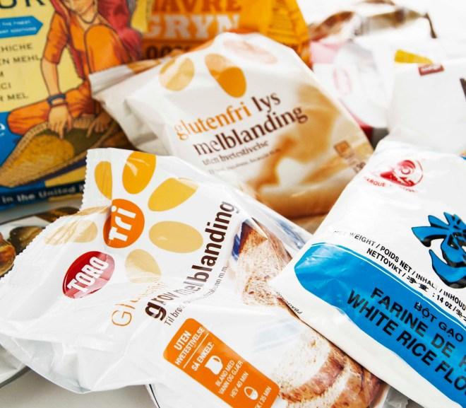 #fri19: Rapport II – glutenfrie melblandinger
