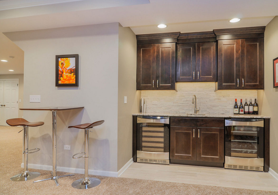 5 Great Places To Add A Kitchenette In Your Home