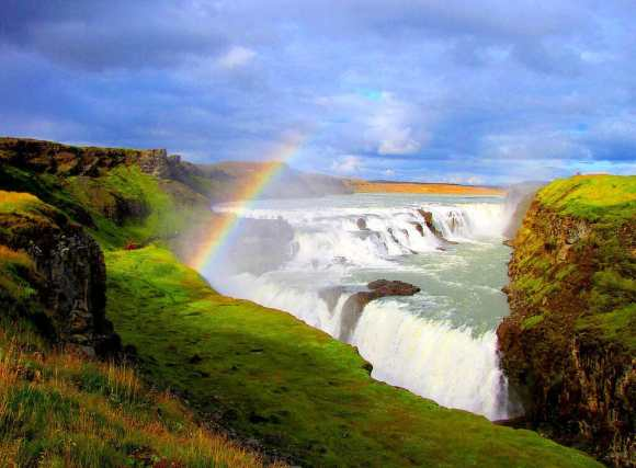 Golden circle - friend in iceland