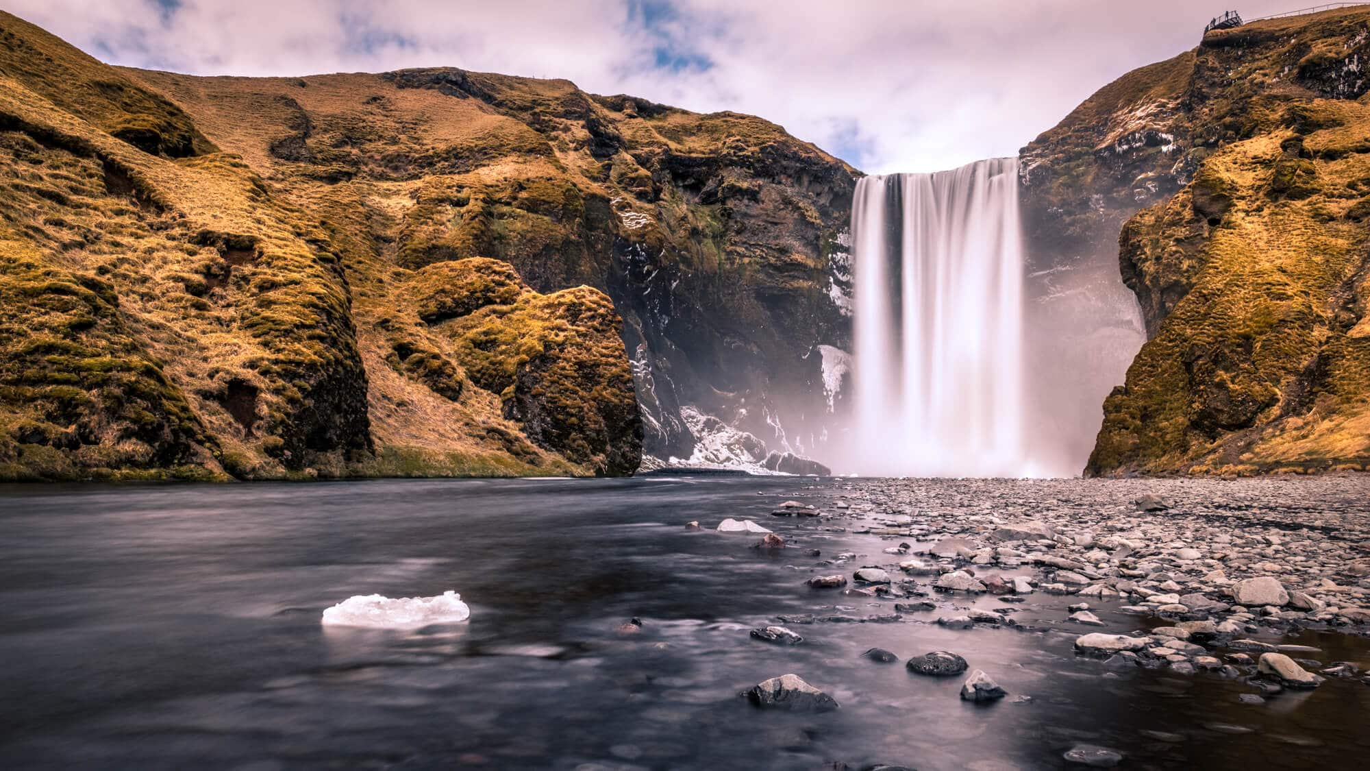 Skogafoss_waterfall_-_Iceland_-_Landscape_photography_(34692750741)
