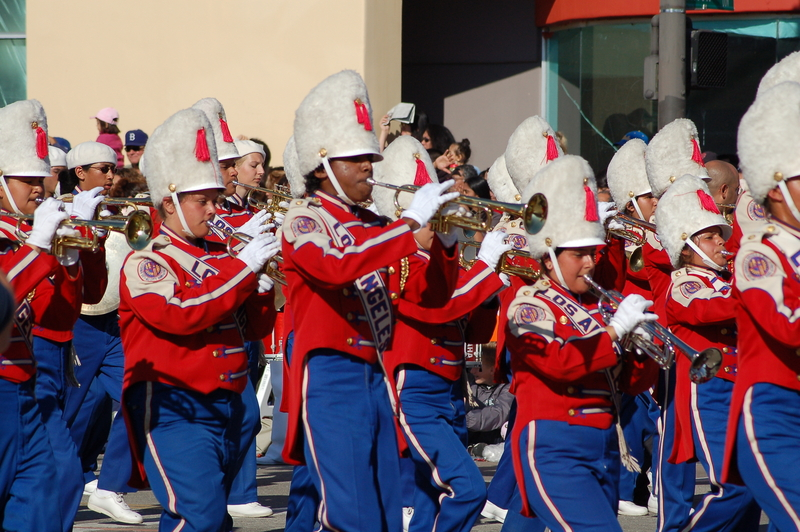 Rose Parade Band