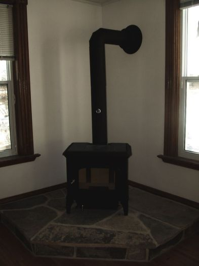 HearthStone Phoenix Soapstone Wood Stove by Friendly Fires.ca